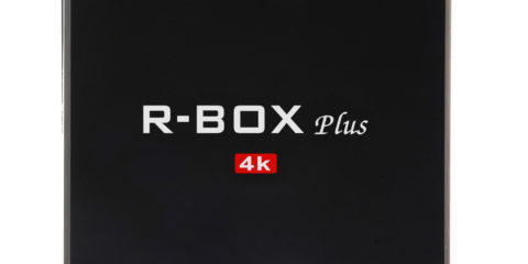Android TV BOX R-BOX PLUS